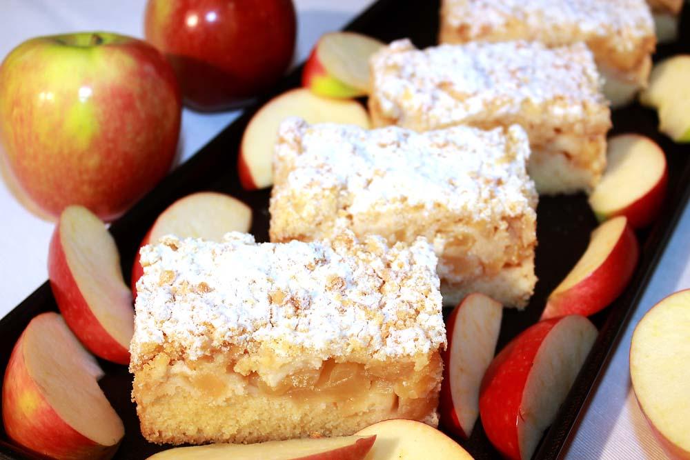 Opas Apfelkuchen