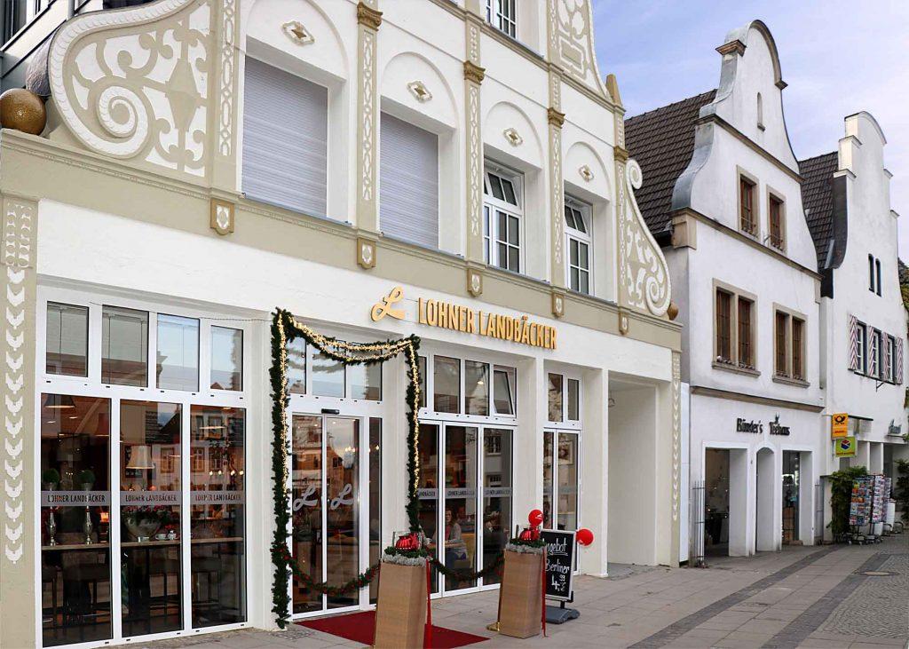 Neueröffnung Markt 7 in Rheine