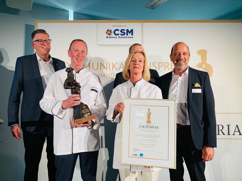 Lohner Landbäcker gewinnt Marketingpreis