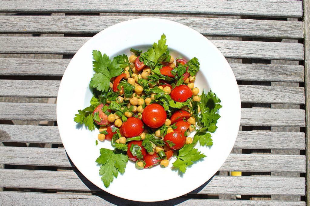 Salat-Testwochen